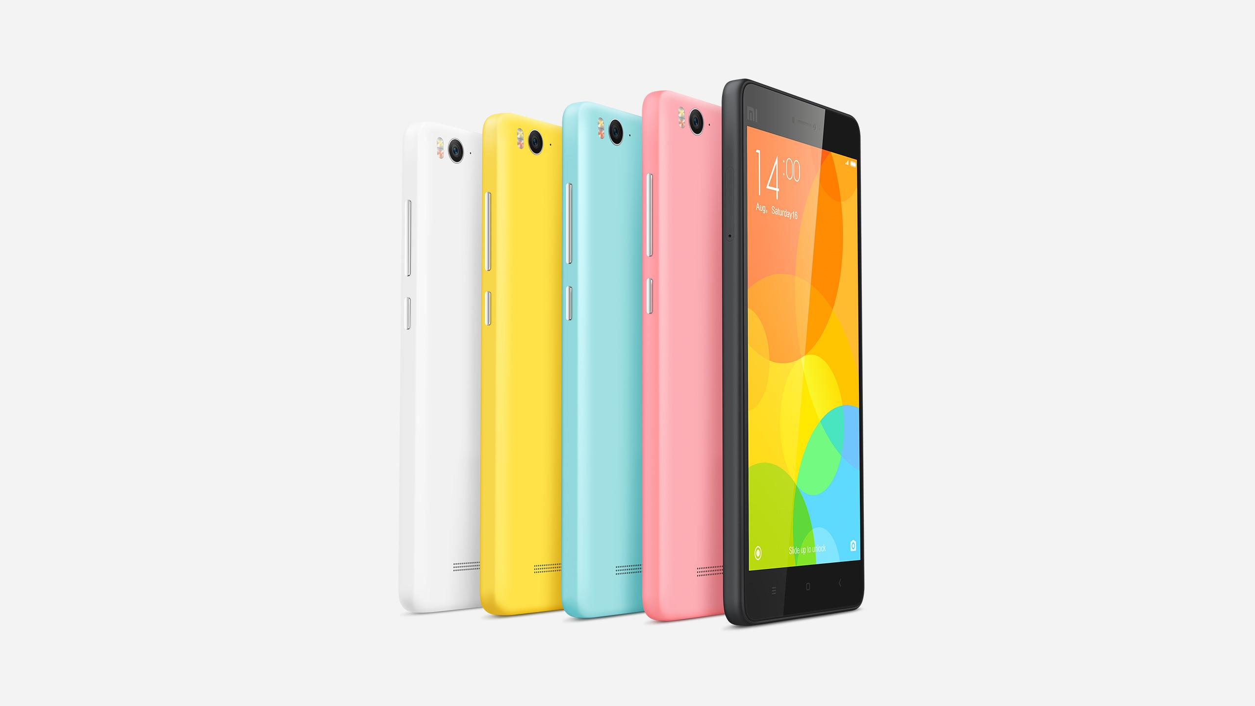 Xiaomi Mi 4i launch event in India